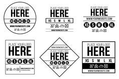 Clothing Care Label Template Unique How to Use Our Free Neck Label Template Clothing Templates, Label Templates, Clothing Labels, Custom Clothing, Designer Clothing, Design Templates, Tag Design, Label Design, T Shirt Label