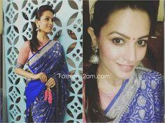 Yeh Hai Mohabbatein, Blouse Designs, Ethnic, Sari, How To Wear, Blouses, Outfits, Fashion, Saree