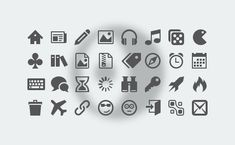 IcoMoon App - Icon Font, SVG, PDF & PNG Generator