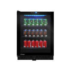 VT-54 Touch Screen Beverage Cooler (Left Hinge) - Vinotemp