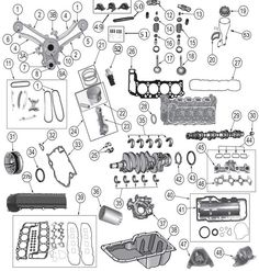 crown transmission filter kit with 45rfe transmission | grand cherokee wk  parts diagrams | jeep 4x4, jeep grand cherokee, jeep