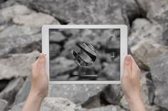 Interction we like / The Power of Ten / App / iPad / algorithm / embedded sensors / at designboom