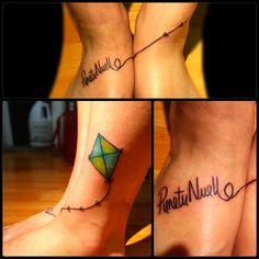 Aquilone tattoo