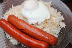 Welcome To Melys Kitchenthe Place Of Glorious Foods Hotsilog Pinoy BreakfastFilipino RecipesFilipino