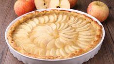 Omenapiirakka valmistuu helposti. Copyright: Shutterstock. Kuva: margouillat photo.