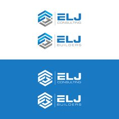 Create a captivating logo for a ELJ Consulting, a construction consulting business. by bhubbiberry.99