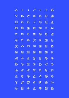 98 UI Pixel Perfect Icons set FREE !!