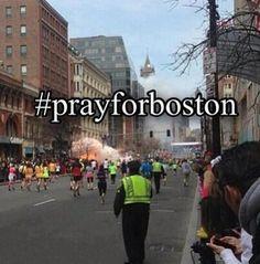 ✯ ♥ 4/15/13 Boston Marathon blast
