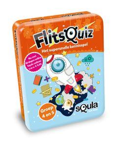 Squla FlitsQuiz groep 4 en 5.