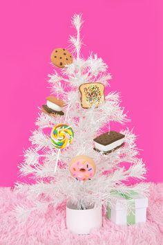 DIY Last Minute Dessert Ornaments