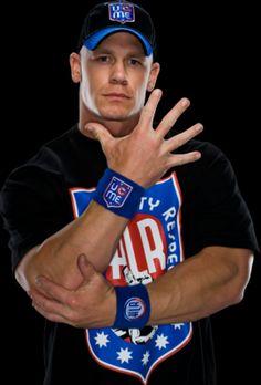 John Cena, WWE Wrestler & #1 make a wish granter