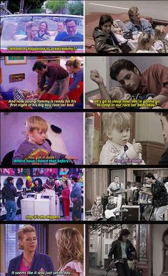 whatever happened to predictability? Full House Memes, Full House Funny, Full House Quotes, Old Tv Shows, Best Tv Shows, Favorite Tv Shows, Movies And Tv Shows, Fuller House Cast, Full House Tv Show