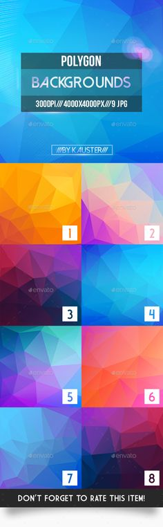 Polygon Backgrounds. Download here: http://graphicriver.net/item/polygon-backgrounds/16037124?ref=ksioks