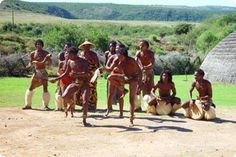 The Xhosa tribe, Eastern Cape, South Africa
