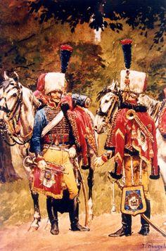 Chasseurs à cheval de la Garde Impériale