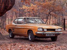 Ford Capri 1600 GT - 1969