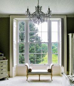 Lomax + Wood timber Georgian windows refurbish home Wooden Sash Windows, Timber Windows, Casement Windows, Windows And Doors, Cottage Windows, House Windows, Bay Windows, Bedroom Windows, Interior Shutters