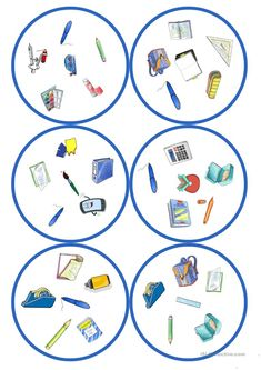 One-click print document Helen Doron, Circle Game, Sorting Activities, Spanish Classroom, Idioms, Speech And Language, School Supplies, Board Games, Worksheets