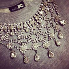 Zara statement necklace  www.lily.fi/palsta/lilous-crush