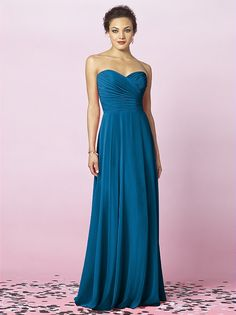 £232 Ocean blue  After+Six+Bridesmaids+Style+6639+http://www.dessy.com/dresses/bridesmaid/6639/
