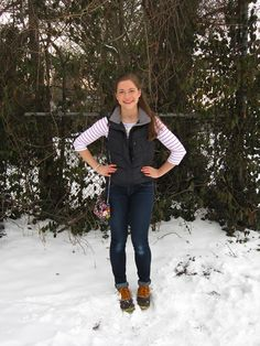 #LLBean Boots and stripes via Bowtiful Life