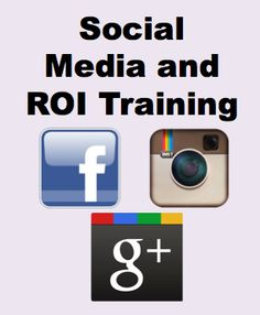 Learn how to get a Return on Investment from Social Media Marketing with our ROI and Social Media training class.