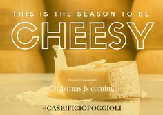 Chrismas is coming #caseificiopoggioli #parmigianoreggiano #cheese #natale