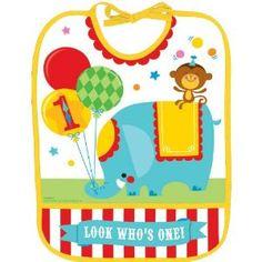 1/ Fisher Price 1st Birthday Circus Baby by Mylittleshopsupplies