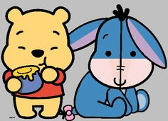 pooh cuties - Google Search