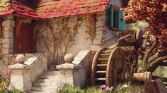 Belle's Cottage by Rafael Z Chies