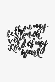 Hannah Rose Beasley | Blog » Be Thou My Vision, Oh Lord of My Heart / Wallpaper