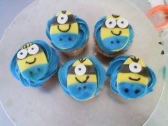 cupcakes minios