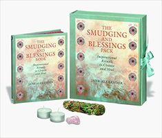 The Smudging and Blessings Pack Inspirational Books, Smudging, Blessings, Blessed, Packing, Healing, Amazon, Bag Packaging, Amazons