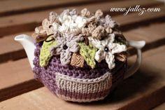 Crochet mini cozy