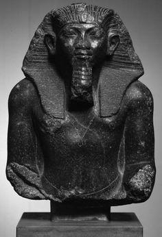 King Senwosret II, 12th Dynasty, Glyptotek Museum