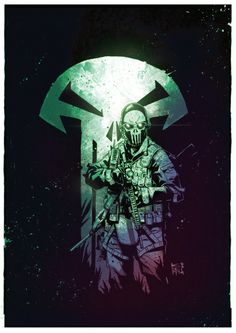 Punisher by Aaron Kim Jacinto