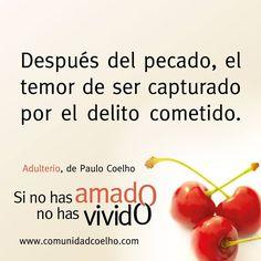 La novela más provocativa de Paulo Coelho se llama #Adulterio.