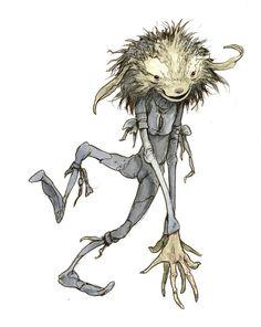 A Sap Dancer* Elves And Fairies, Clay Fairies, Brian Froud, Fairy Drawings, Forest Creatures, The Dark Crystal, Best Artist, Faeries, Troll