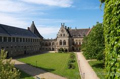Bentheim castle, Bad Bentheim, Germany