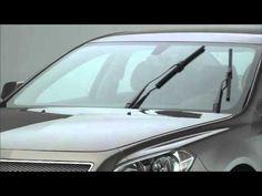 "2011 Chevy Malibu Sedan - ""How to"" Video - Windshield Wipers   Chevrolet"