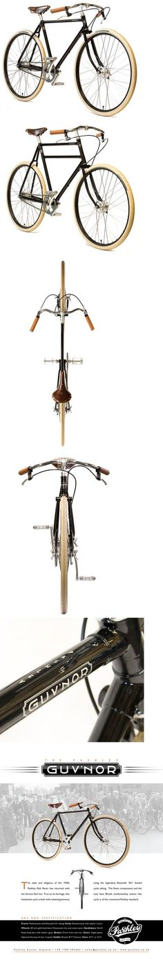 Pashley Cycles – Guv'nor