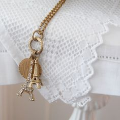 La Vie Parisienne Paris Necklace