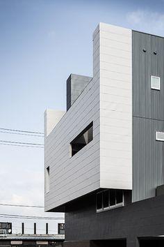 WORKS ::: COMPLEX ::: COMPLEX ::: FORM / Kouichi Kimura Architects ::: フォルム・木村浩一建築研究所