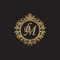 Find Ap Initial Luxury Ornament Monogram Logo stock images in HD and millions of other royalty-free stock photos, illustrations and vectors in the Shutterstock collection. Thousands of new, high-quality pictures added every day. Monogram Logo, Initials Logo, Monogram Design, Monogram Tattoo, Wedding Logo Design, Wedding Logos, Diy Wedding, Wedding Invitations, Sk Logo