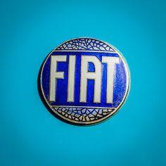 1938 Fiat 508c Berlinetta Speciale Emblem, 1938 Fiat logo photo