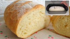 Dokonalý, rýchly recept na domáci chlebík: Vďaka nemu zabudnete na kupovaný chlieb a budete jesť už len tento! Thing 1, Tiramisu, Kefir, Food And Drink, Bread, Basket, Buns, Breads, Sandwich Loaf