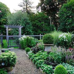Pocket garden perfection. #inthegarden #gardencollage #gardendesign #gardenlife #gardensatfirstlight #beautifulgardens #architecturelovers #gardens #architecture #tree #natureandarchitecture #gardenstructure #sunrise #dawn #planter