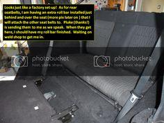 OEM 3rd row seat install on JKU   Jeep Wrangler Forum