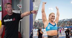 Coach Chris Hinshaw and CrossFit Games Champion Katrín Tanja Davíðsdóttir Are Coming to Berlin - http://www.boxrox.com/coach-chris-hinshaw-and-crossfit-games-champion-katrin-tanja-davidsdottir-seminar/