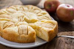 There are countless apple cakes in Germany, but this one, in which a rather plain batter rises up and bakes around sliced apples, has to be one of the most popular. Cakes like these are often called Mittwochskuchen (Wednesday cakes) because they can easily be made during the week when time is short. Ingredients: 3…